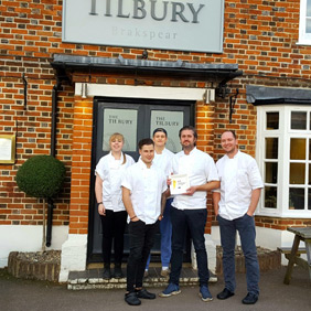 The Tilbury | Blogs & Events | Datchworth